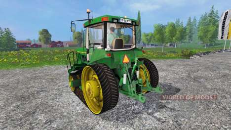 John Deere 8400T für Farming Simulator 2015