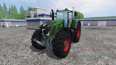 Fendt 936 Vario v1.2 pour Farming Simulator 2015