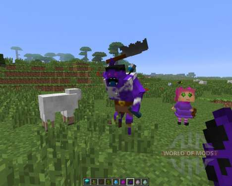 League of Legends [1.6.4] für Minecraft
