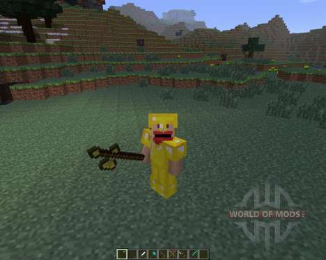 Balkons Weapon [1.6.4] pour Minecraft