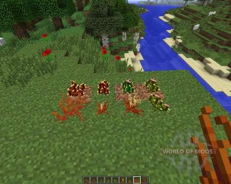 Pams Desert Craft [1.7.2] für Minecraft