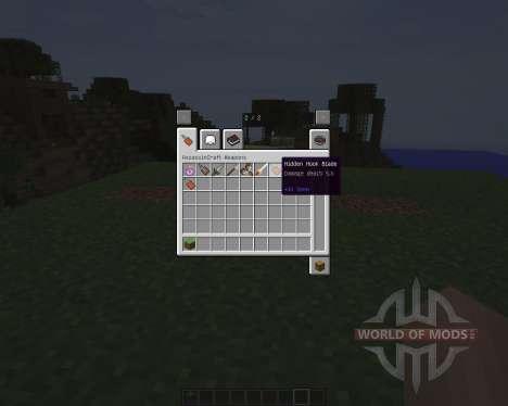 AssassinCraft [1.7.2] pour Minecraft