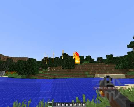 Torched [1.8] für Minecraft
