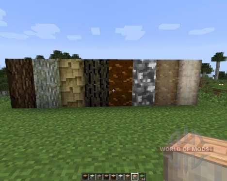 Natura [1.7.2] pour Minecraft