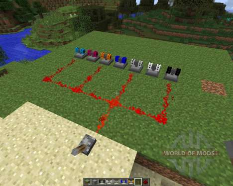 Mcrafters Siren [1.7.2] pour Minecraft