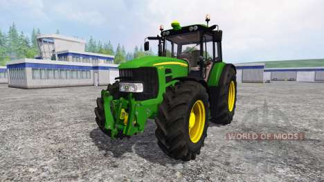 John Deere 7430 Premium für Farming Simulator 2015