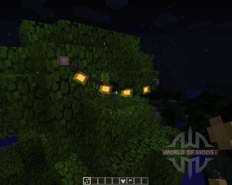 Fairy Lights [1.7.2] für Minecraft