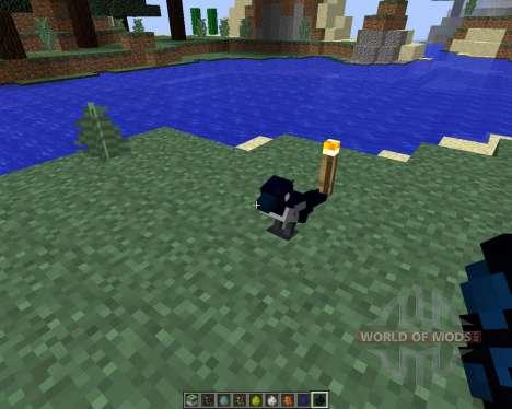 Exotic Birds [1.8] pour Minecraft