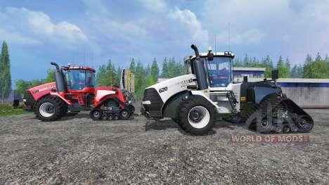 Case IH Steiger 620 [halftrack] für Farming Simulator 2015