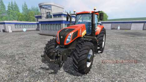 New Holland T8.320 FireFly pour Farming Simulator 2015