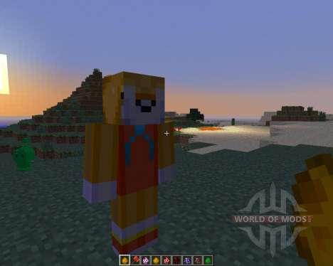 Sonic The Hedgehog [1.6.4] pour Minecraft