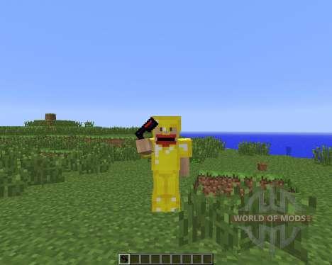 FireGun [1.6.4] für Minecraft