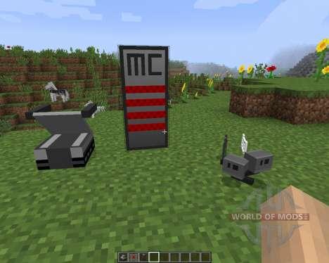 Base Defense [1.7.2] pour Minecraft