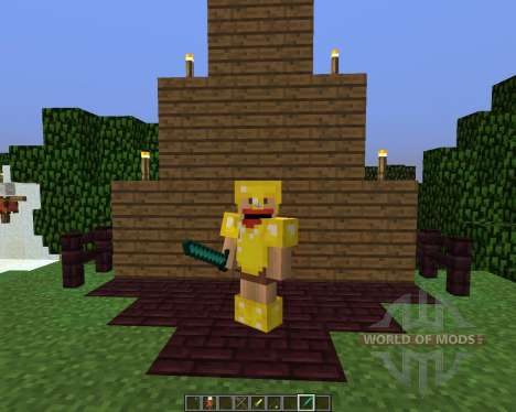 Balkons Weapon [1.5.2] pour Minecraft