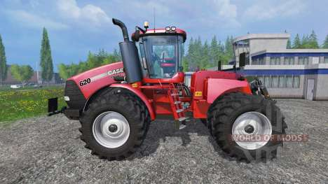 Case IH Steiger 620 v3.0 für Farming Simulator 2015