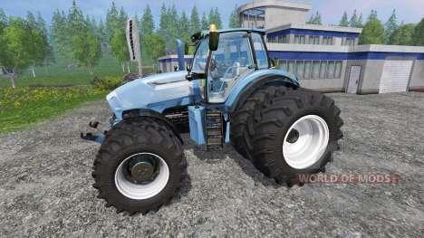 Deutz-Fahr Agrotron 7250 Dynamic8 pour Farming Simulator 2015