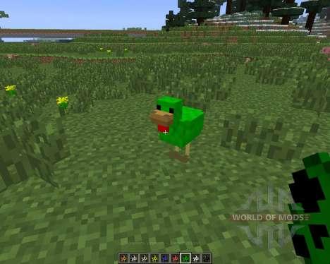 Mo Chickens [1.6.4] für Minecraft