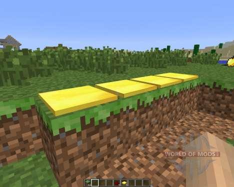 Blocks 3D [1.6.4] pour Minecraft