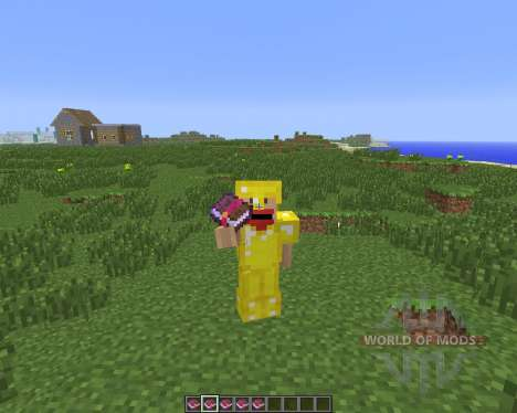 MoreEnchants [1.6.4] pour Minecraft