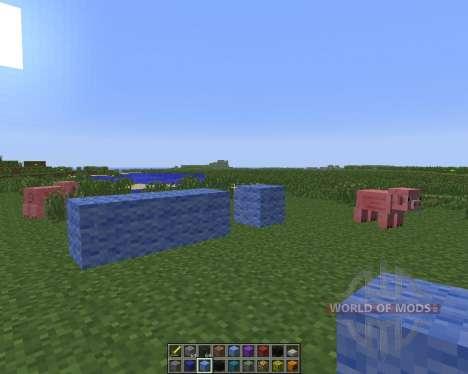 Dual Hotbars [1.6.4] pour Minecraft