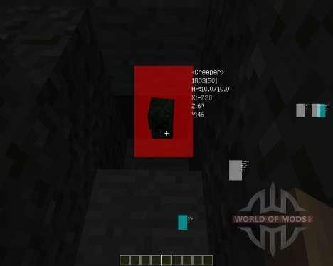 Scouter [1.6.4] für Minecraft