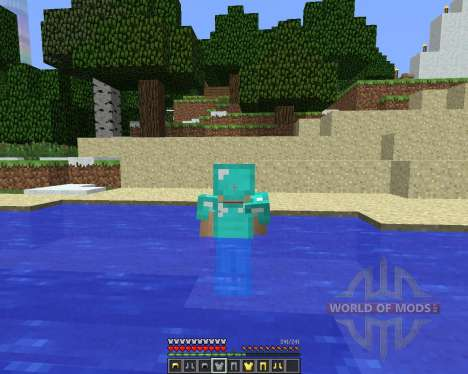 Show Durability 2 [1.5.2] für Minecraft