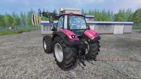 Deutz-Fahr Agrotron 7250 FL v2.0 Ladies Edition pour Farming Simulator 2015