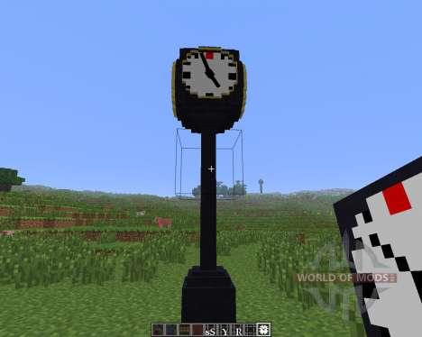 Rails of War Mod [1.6.4] für Minecraft