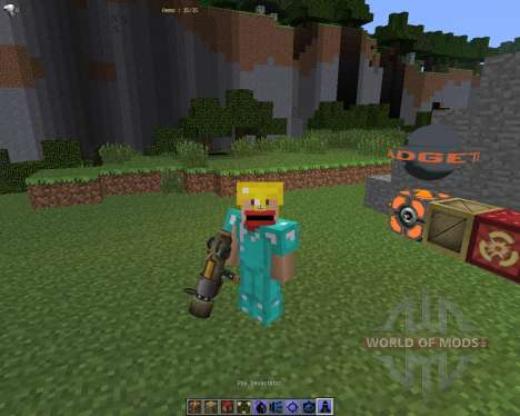 Ratchet and Clank [1.6.4] pour Minecraft