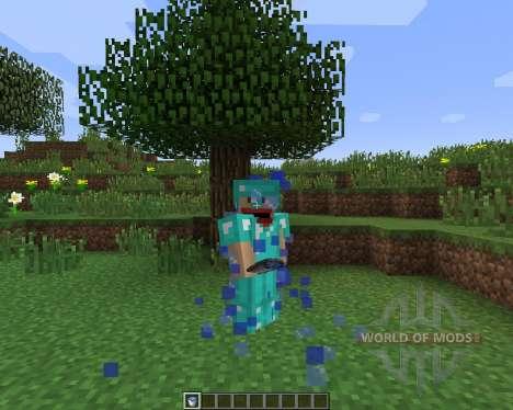 Ice Bucket Challenge [1.7.2] pour Minecraft