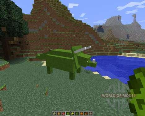 LotsOMobs [1.64] für Minecraft