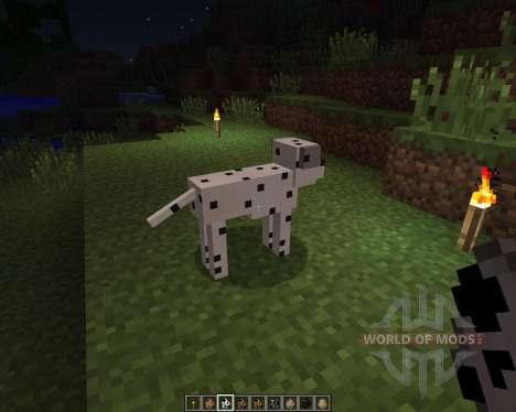 Copious Dogs [1.6.2] für Minecraft