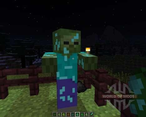 Ore Zombies [1.6.4] pour Minecraft