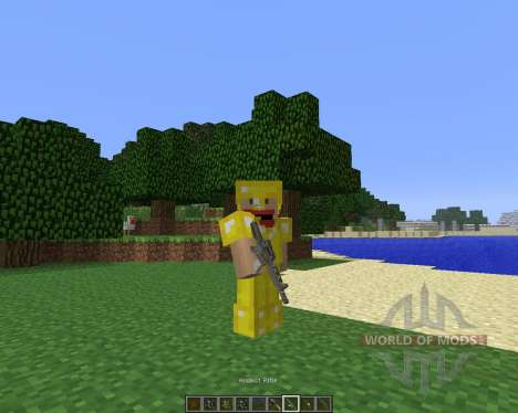 Enemy Soldiers [1.6.4] pour Minecraft