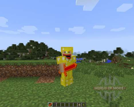 More Mobs [1.7.2] pour Minecraft