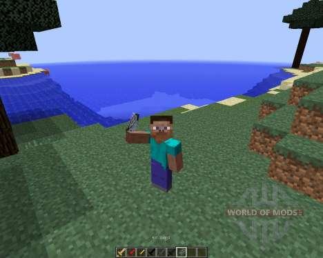MoSwords [1.8] pour Minecraft