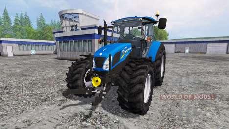 New Holland T5.115 pour Farming Simulator 2015