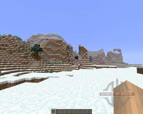 FrostCraft (Frozen) [1.5.2] für Minecraft