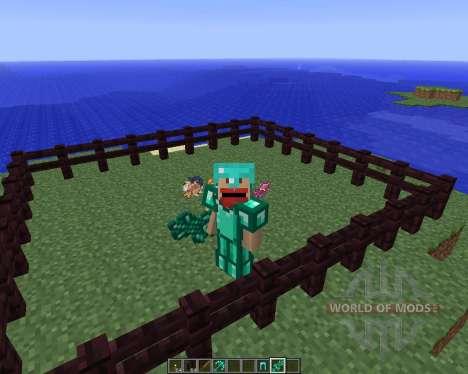 Aquaculture [1.5.2] pour Minecraft
