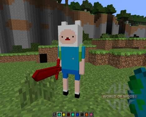 Adventure Time [1.6.4] pour Minecraft