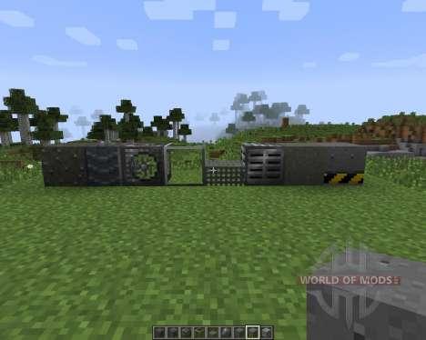 Aliens vs Predator [1.7.2] pour Minecraft