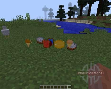 MasterChef [1.8] pour Minecraft