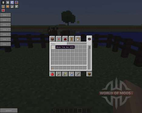 Whole Tree Axe [1.5.2] pour Minecraft