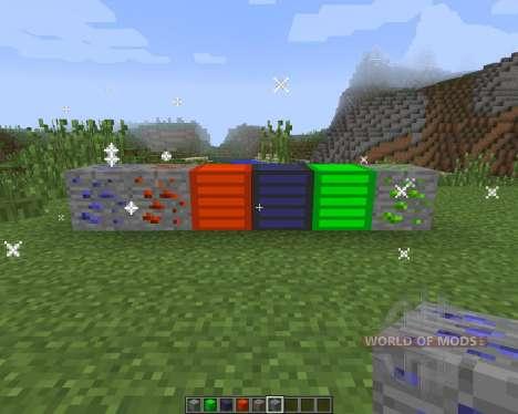 Xenorite [1.7.2] pour Minecraft