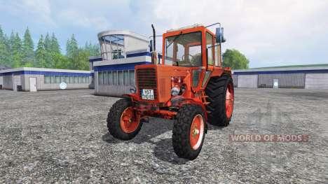 MTZ-80 v3.2 pour Farming Simulator 2015