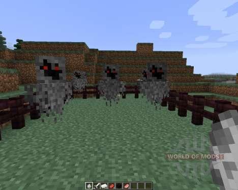 Ghost [1.7.2] für Minecraft