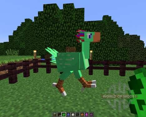 ChocoCraft [1.5.2] für Minecraft