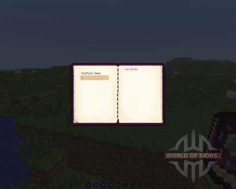 Ender Book [1.6.4] für Minecraft