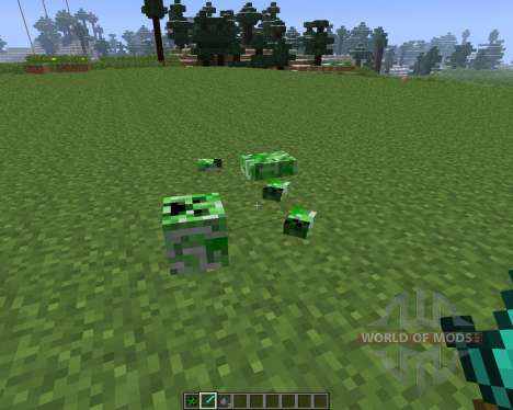 Mob Dismemberment [1.6.4] pour Minecraft