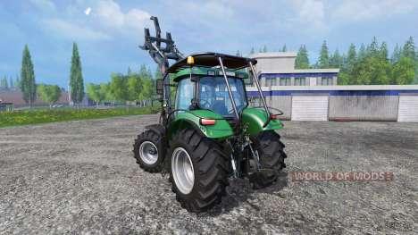 Case IH Puma CVX 160 Forest v2.0 für Farming Simulator 2015